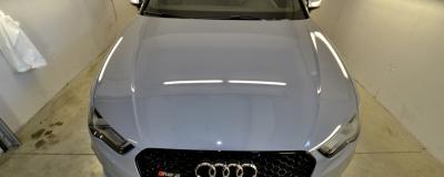 Audi RS3 - dokonalost vyváženosti