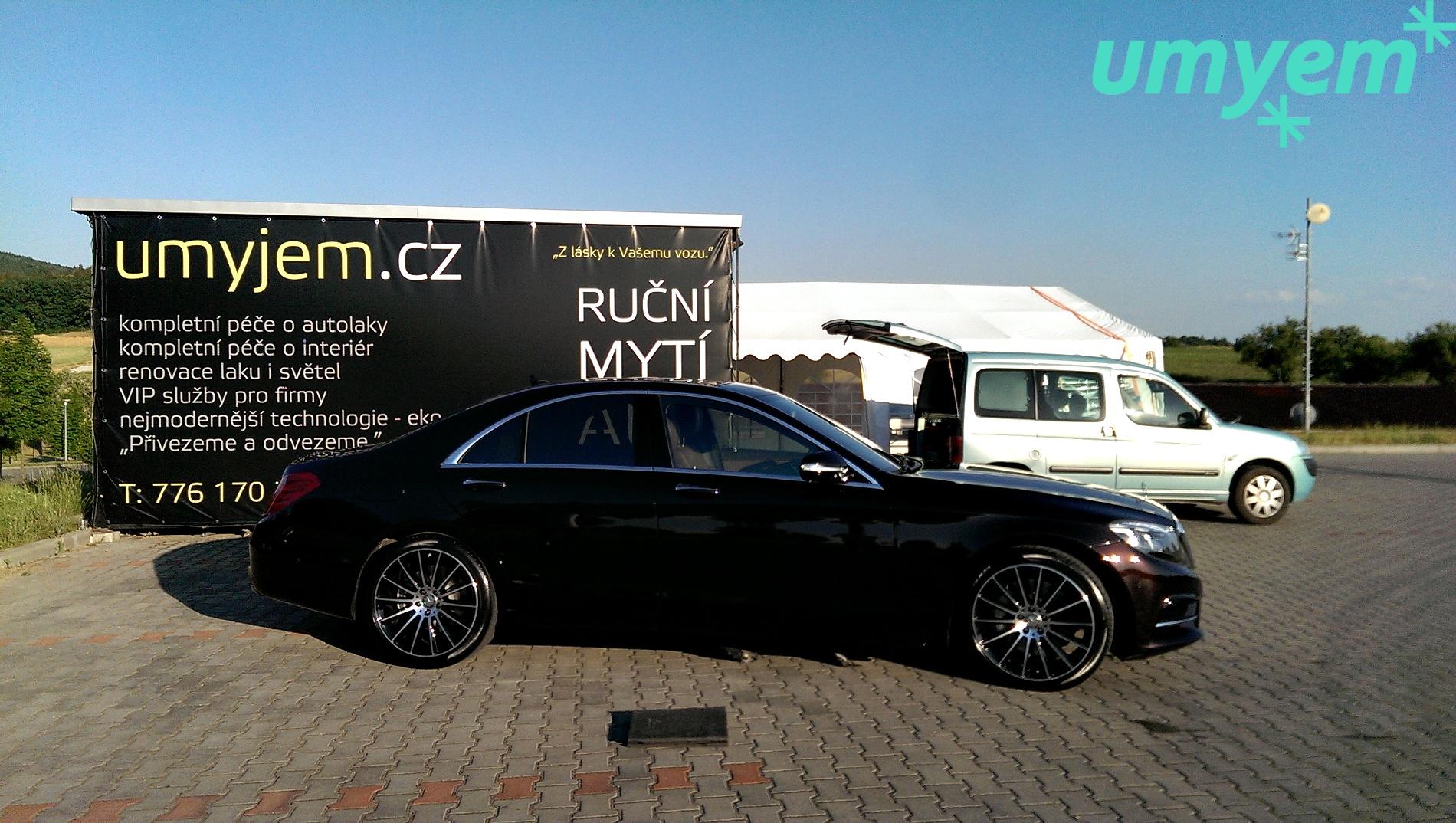 Mercedes Benz S - osetreni tuhym voskem_5.jpg