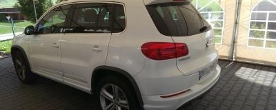 VW Tiguan - základní provedení