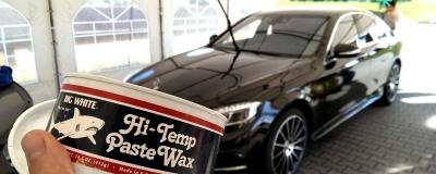 Mercedes-Benz S - tuhý vosk